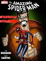 Spider-man: Kraven's Last F*** by sampleguy