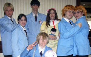 Ouran at AW09 by LxTrix