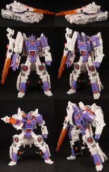 Classics Galvatron 2.0 by Solrac333