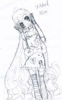 Stitched Alice by Fullmetabrotherhoo1