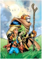 BY THY SIDE by Wieringo