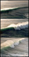 Rolling  Waves by melladh