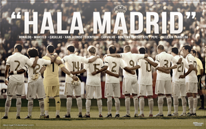 Hala Madrid! by destroyer53