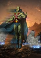 Martian-Manhunter by bolloboy
