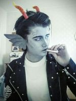 cronus cosplay by wuutt