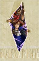 Bioshock Infinite by silent-requiem