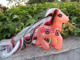 Fortuna - Custom Pony by Bumblesweet