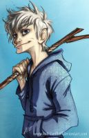 Jack Frost. by Red-Vanilla19