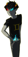 Sollux Captor by TheShatteredSoul