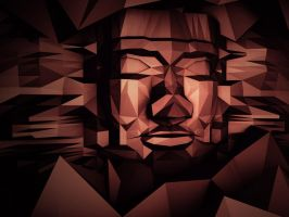 Face Low Poly by giacko