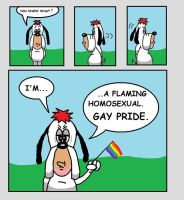 Droopy's Pride by AVRICCI