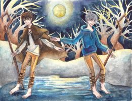Rise of the Guardians by gsemka