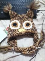 owl beanie by Artsuberry