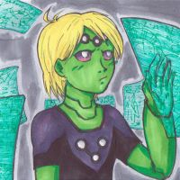 Brainiac 5 by LRaien