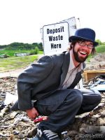 Suits in a Landfill - 008 by PxRxSxRx