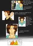 Sabriel Comic Page 1 by SnowleopardSixtus