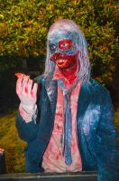 Zombie at Hallowen Horror Festival by Groucho91
