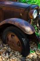 RustyTruck by StephGabler