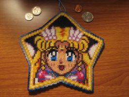 The One- Sailor Moon by AmyTenchi