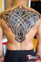 celtic irish tattoo by magicstattoostudio