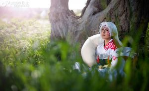 My Cosplay Sesshomaru from Inuyasha by Michela1987