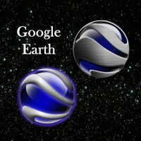 Google Earth icons by victor1410