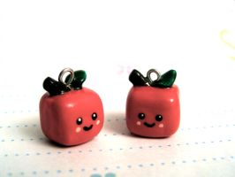 Square Apples by mAd-ArIsToCrAt