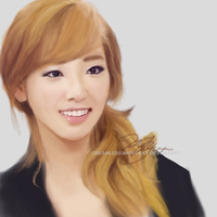 taeyeon by dreamless-night-sky