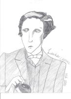 Lewis Carroll by muffins-r-us