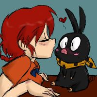 RANMA: kiss by numbah3