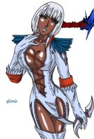 Devil May Cry - Gloria by Wyvern07