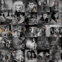 . vampire diaries icons . by ImprintedVampire