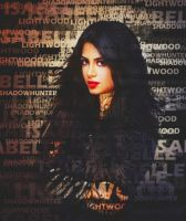 Isabelle Lightwood (1) by shadowhunterwitch