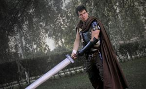-I'm ready!- Berserk Guts Tracon 2014 by Tappajapappi