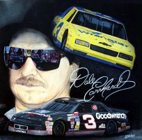 Earnhardt 1 by Jenkins-Graphics