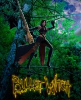 Bulletwitch Alicia in a Tree by spacelion88