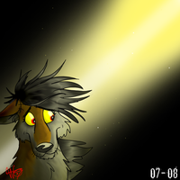 The Dimming Light by Wolfy-T