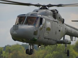 Lynx Helicopter by davepphotographer