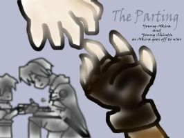 The parting of brothers by Beezinturmoil