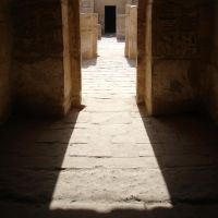 Doorway to the past by Refract