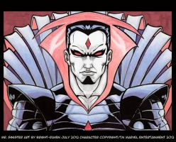 Mr. Sinister (AVAILABLE) by Bright-Raven