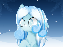 Simple Snow by AntamoAnimisAN-M