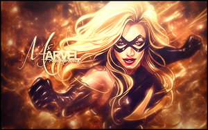 Ms. Marvel by rafdesigns