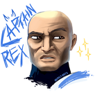 Captain Rex by HuntingForBeasts