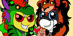 :: Furry Little Blinking Icons :: by thecatsmeowth