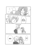 Shoujo Manga Confession by Chuushiri