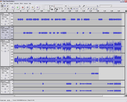 Flim Flam Brothers Audacity project by Dogman15