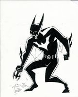 BATMAN BEYOND ANIMATED STYLE by FanBoy67