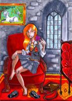 In the common room by Agatha-Macpie