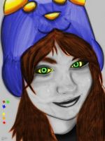 Nepeta Realism sketch colored by Zeke-01